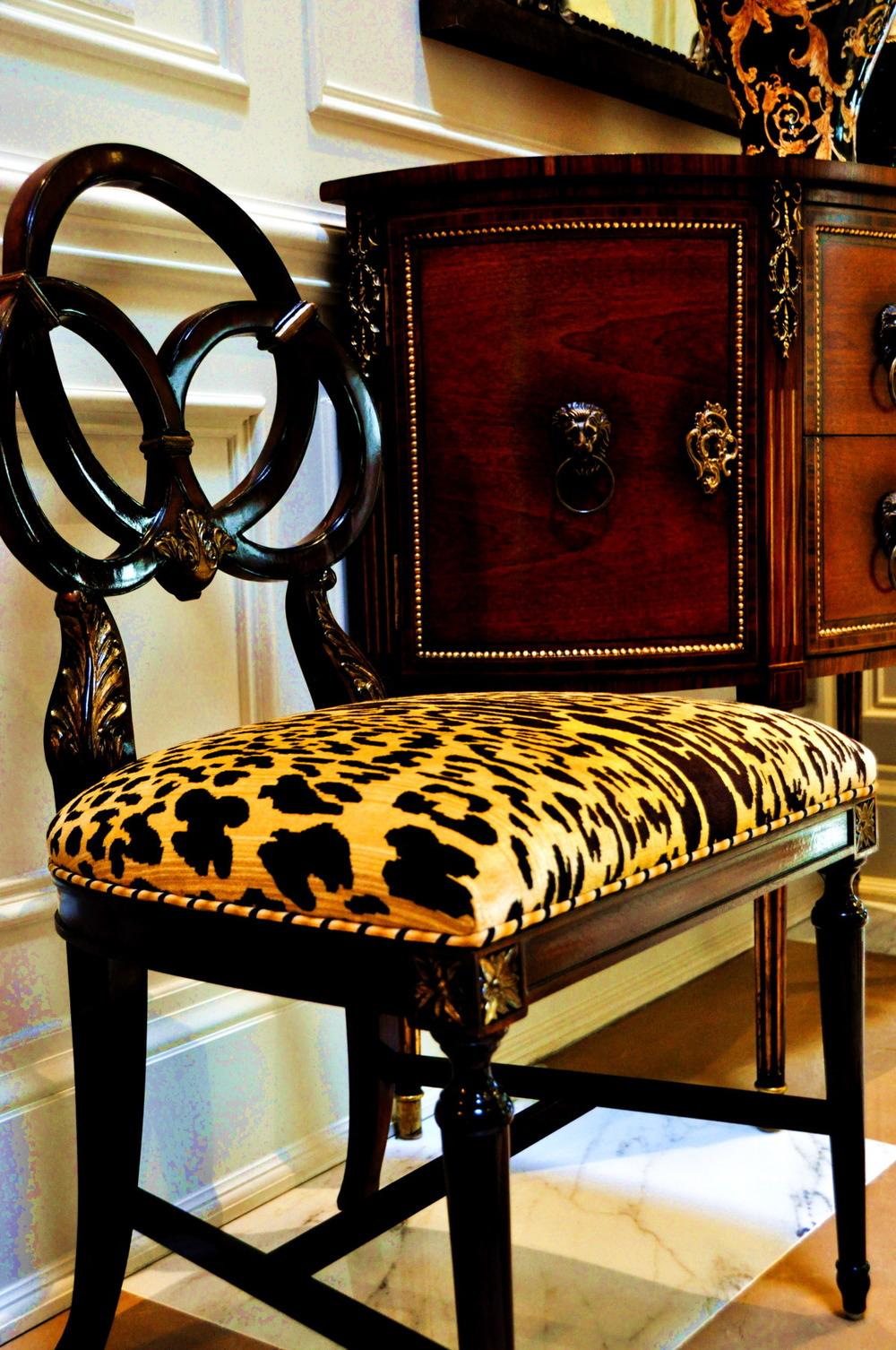 scalamandre leopardo