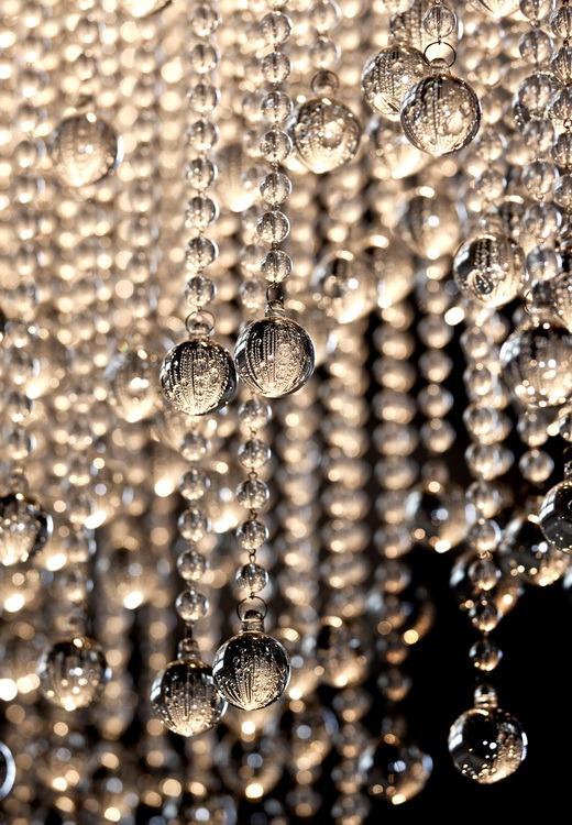 chandelier detail