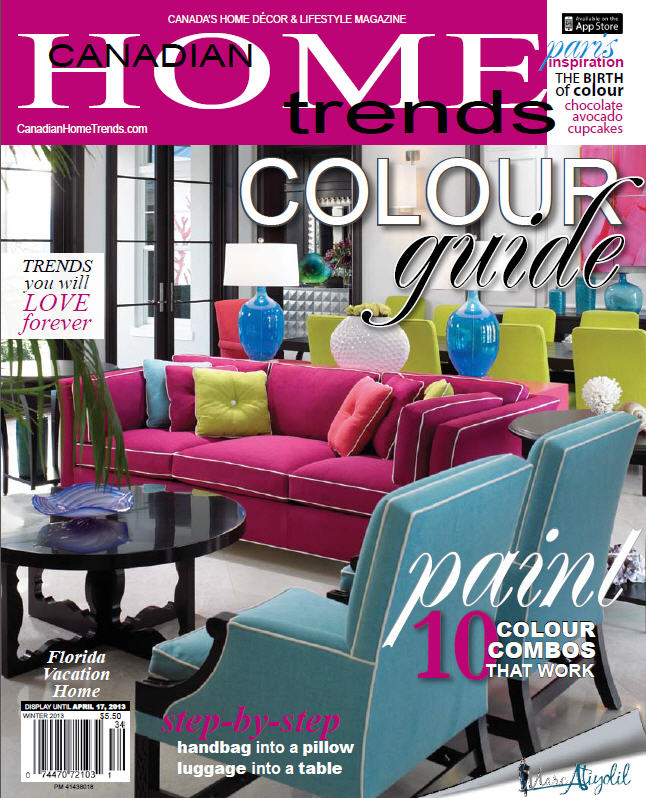 Canadian Home Trends Winter 2013