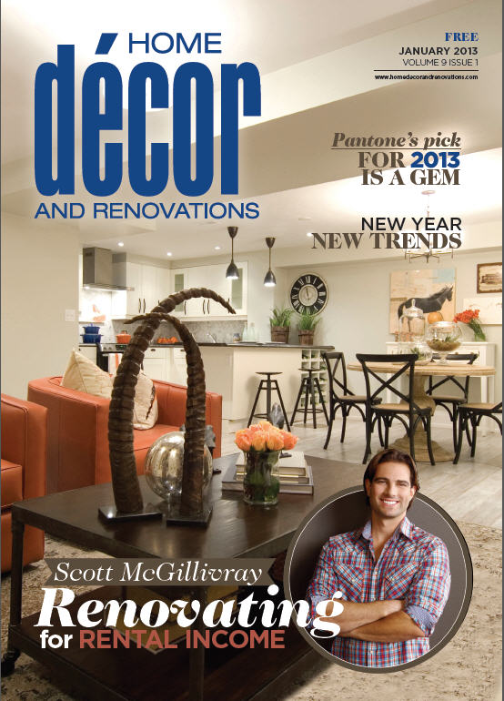 Home Decor and Reno Jan 2013