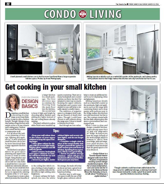 Toronto Sun March 14 2014