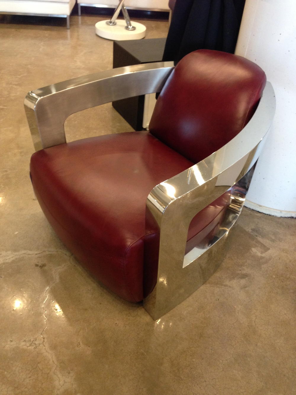 Really cool Mars Chair.