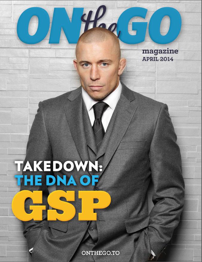 On the Go Magazine April 2014