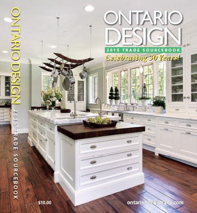Ontarion Design 2015 Source book