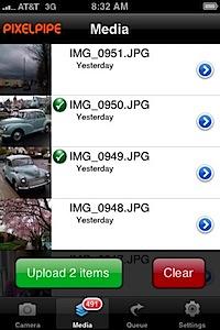 pixelpipe screen shot