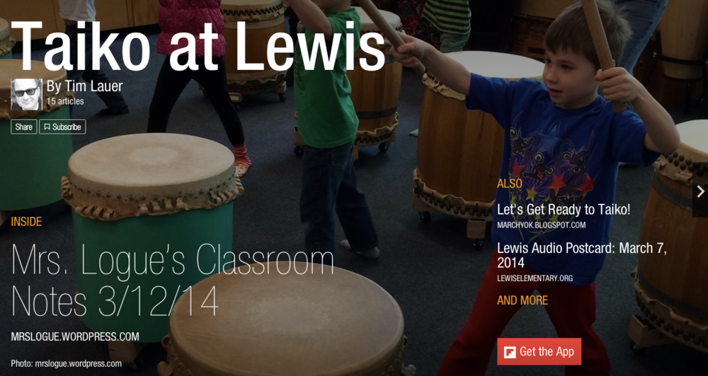 Posts by Lewis staff via a Flipboard Magazine...