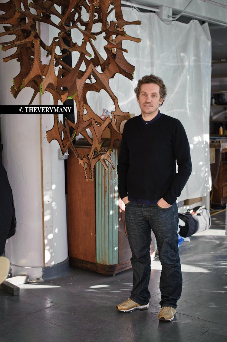 Chrysalis Designer Marc Fornes of THEVERYMANY