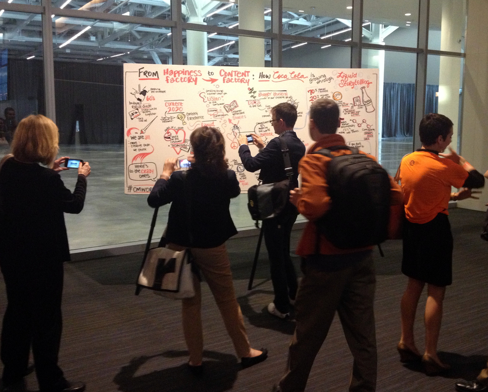 Audiences Love Graphic Recording