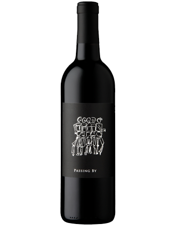 "2016 Passing By  75% Estate Cabernet Sauvignon | 17% Estate Petit Verdot | 6% Estate Merlot | 2% Petite Sirah    91 points | Jeb Dunnuck   ""Another inky colored wine is the 2016 Passing By, composed of 75% Cabernet Sauvignon, 17% Petit Verdot and the rest Merlot and Petite Sirah. Blackberries, graphite, tobacco leaf, and gravelly minerality all emerge from this dense, powerful, pedal-to-the-metal effort."" 11/29/18  ""Glass-staining ruby. Expressive aromas of cherry liqueur, cassis, dark chocolate and incense. Densely packed, but lively as well, with hints of candied flowers, candied licorice and black pepper complementing sweet red- and blackcurrant and cherry-vanilla flavors. Finishes with a strong echo of juicy dark fruit, a touch of florality and velvety tannins that fold quickly into the wine's plush, persistent fruit."" - Josh Raynold 