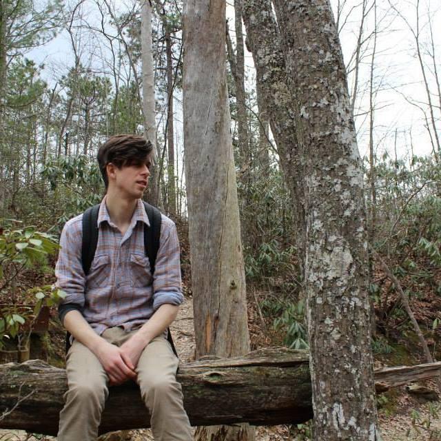 Joseph Will - the woodsman