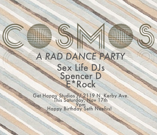 COSMOS Dance Party