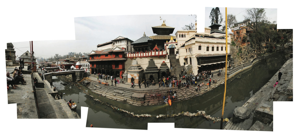 Pashupatinath Temple and Bagamati River