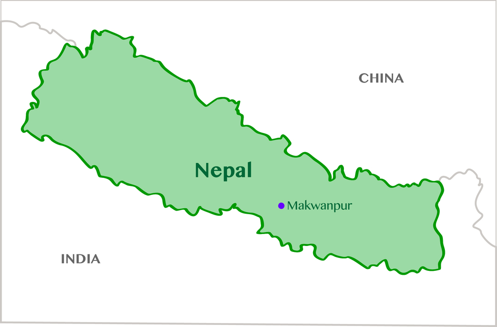 makwanpur Map of Nepal- Reseach locatoins.jpg