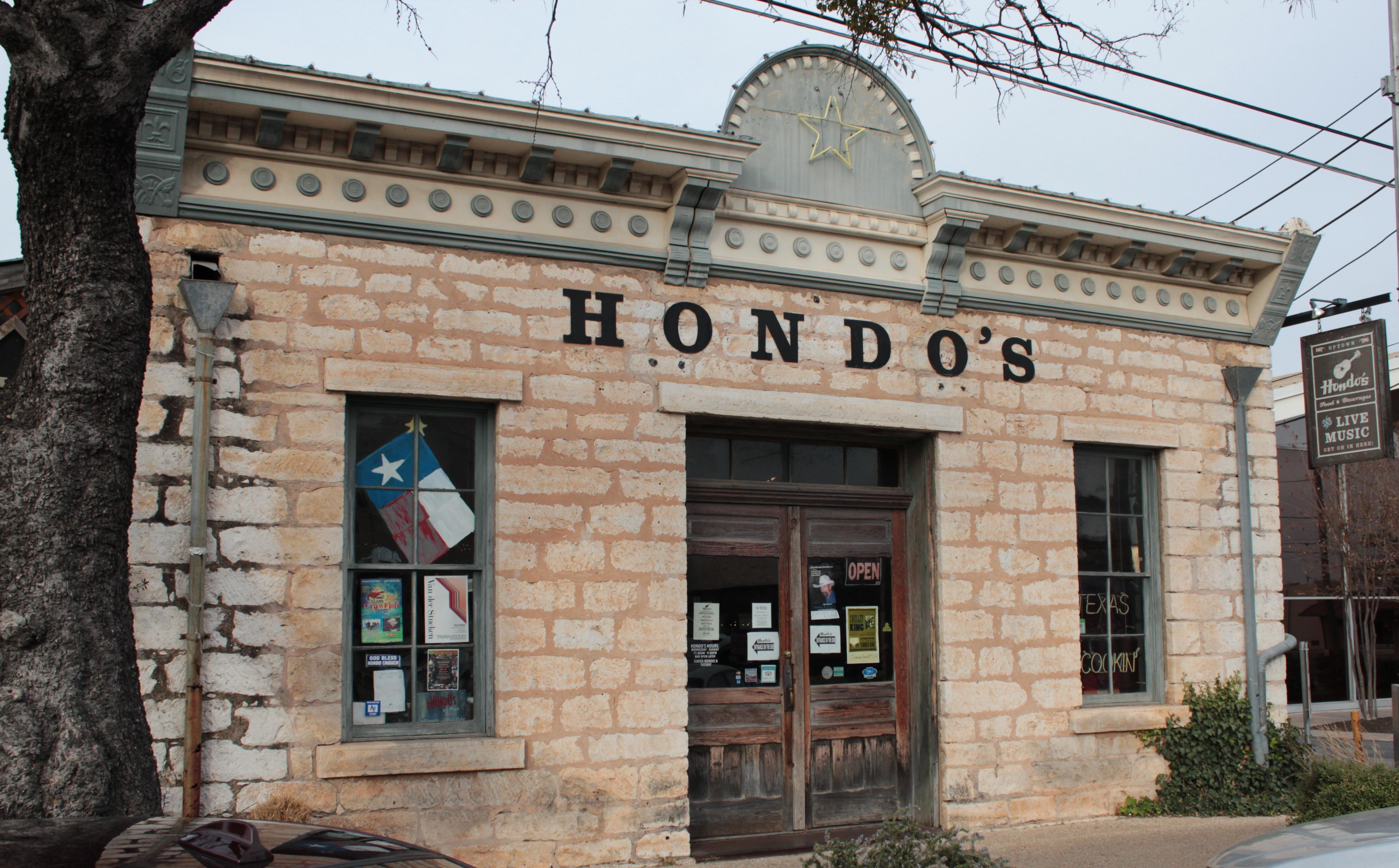 Hondos Fredericksburg Tx >> Hondo S On Main