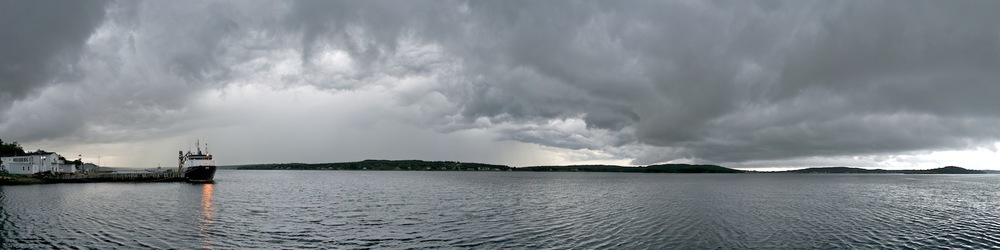 Lahave River Storm