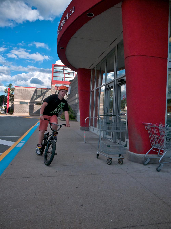 Mall Bike