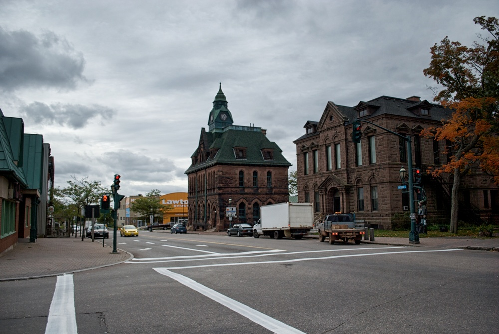 Downtown Amherst, NS