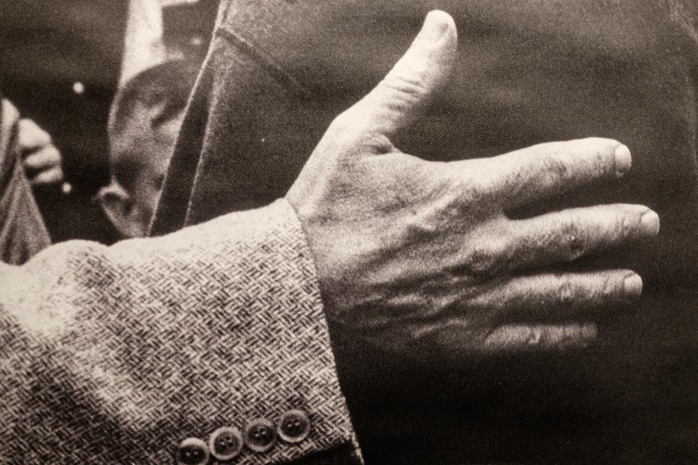President Nixon's Right Hand