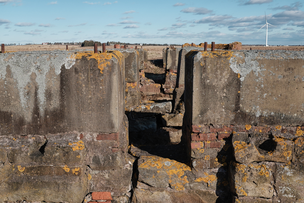 Chignecto Ship Railway Site