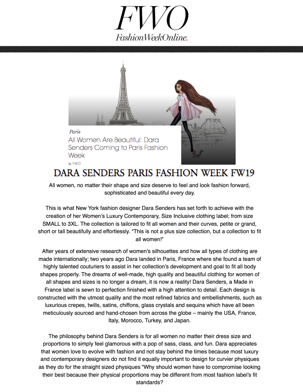 Fashion Week Online - Dara Senders - PFW SS19 Pre-Show.png
