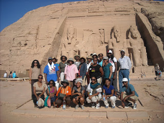 - Howard University Study Abroad Kemet, Abu Simbel, 2009