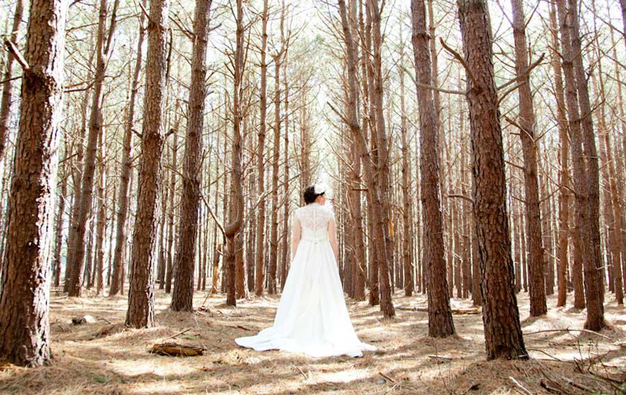 Knoxville Bridal Photo