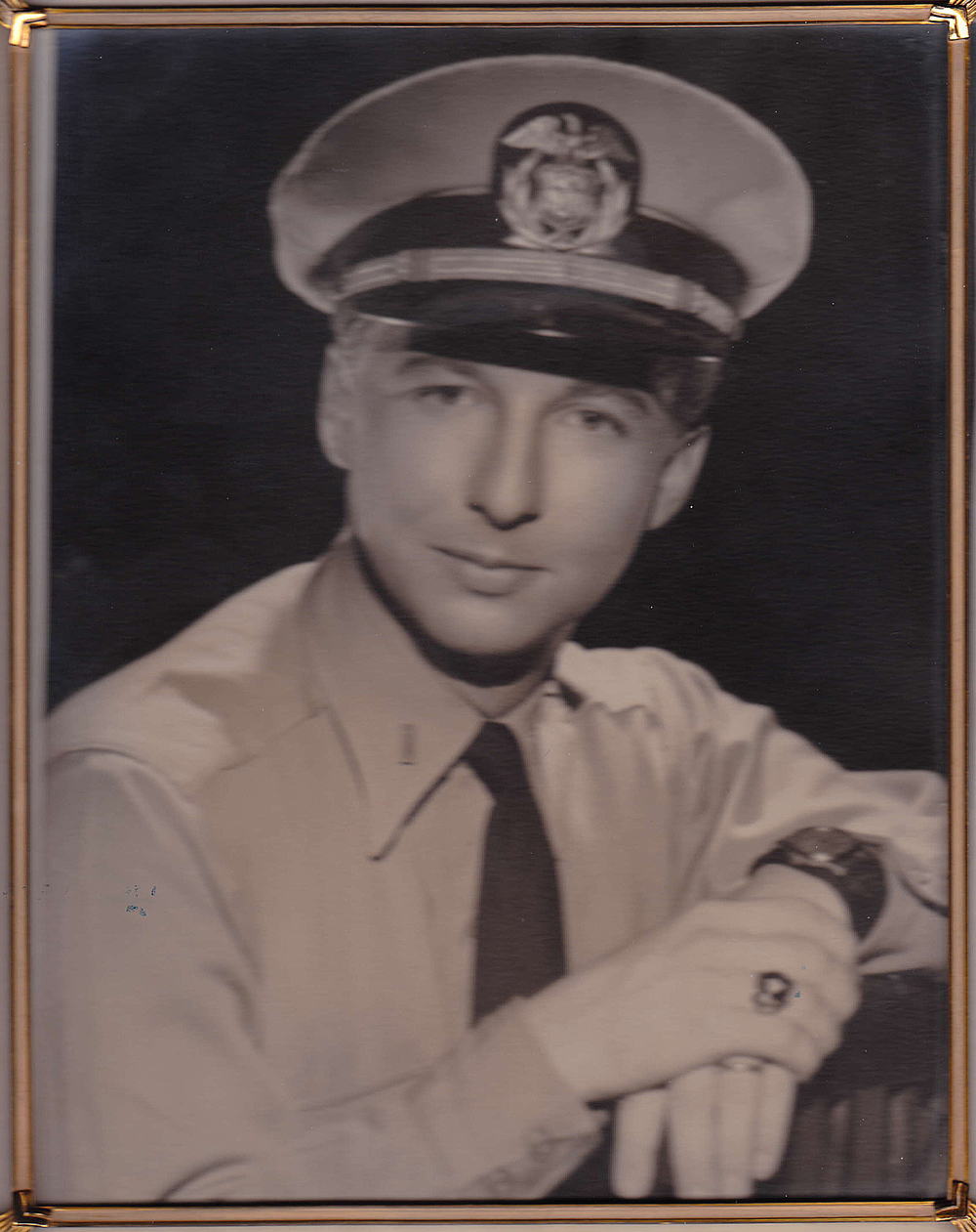 Capt. Metcalf (Gramps to me)