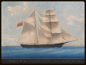 The  Mary Celeste , 1861