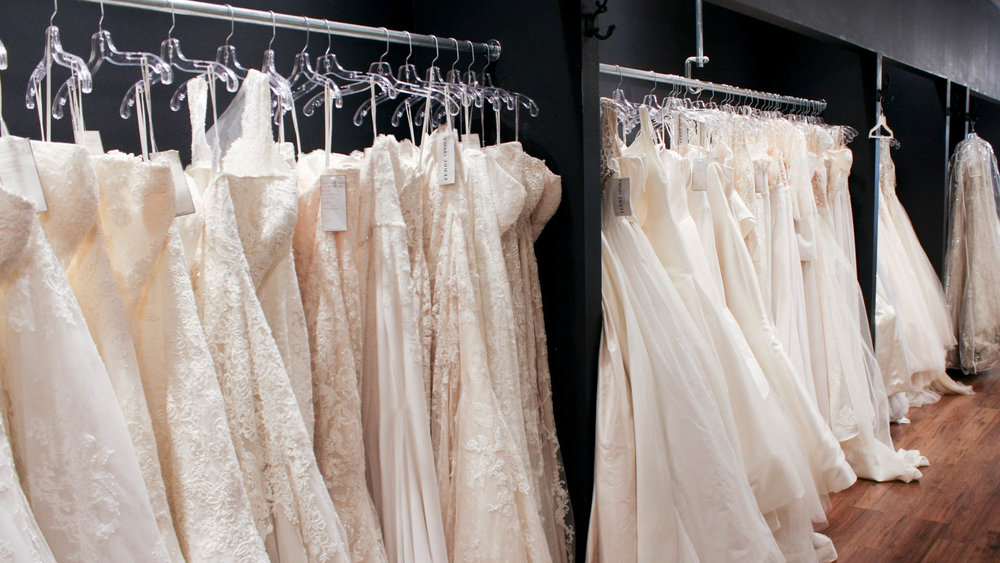 Wedding dresses at Ferré Sposa