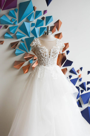 Wedding Dress At Ferre Sposa