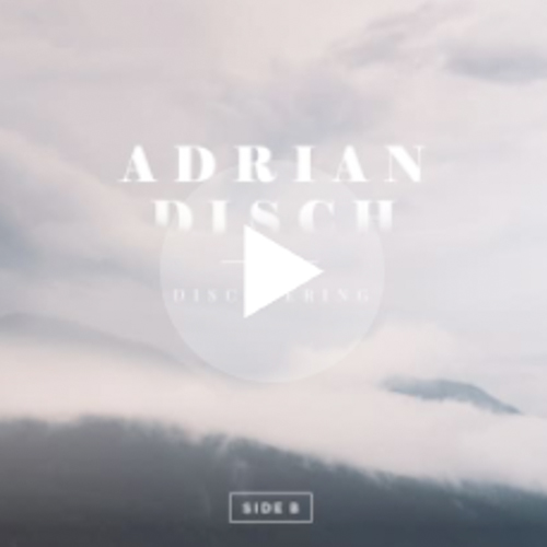 Adrian Disch / Sky Lights (Instrumental Only)  Emotional instrumental indie pop rock goodness that will effortlessly take you places, stunning ambient track