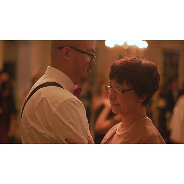 mother and son. . . . . . #OneHeartFilms #OHF #love #wedding #TorontoWeddingFilms #TorontoWeddingVideo #TorontoWeddingVideographer #weddingfilms #weddingvideos #weddingday #weddinginspiration #reception #dance #motherofthegroom #groom