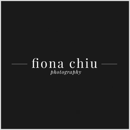 photographer  Fiona Chiu Photography