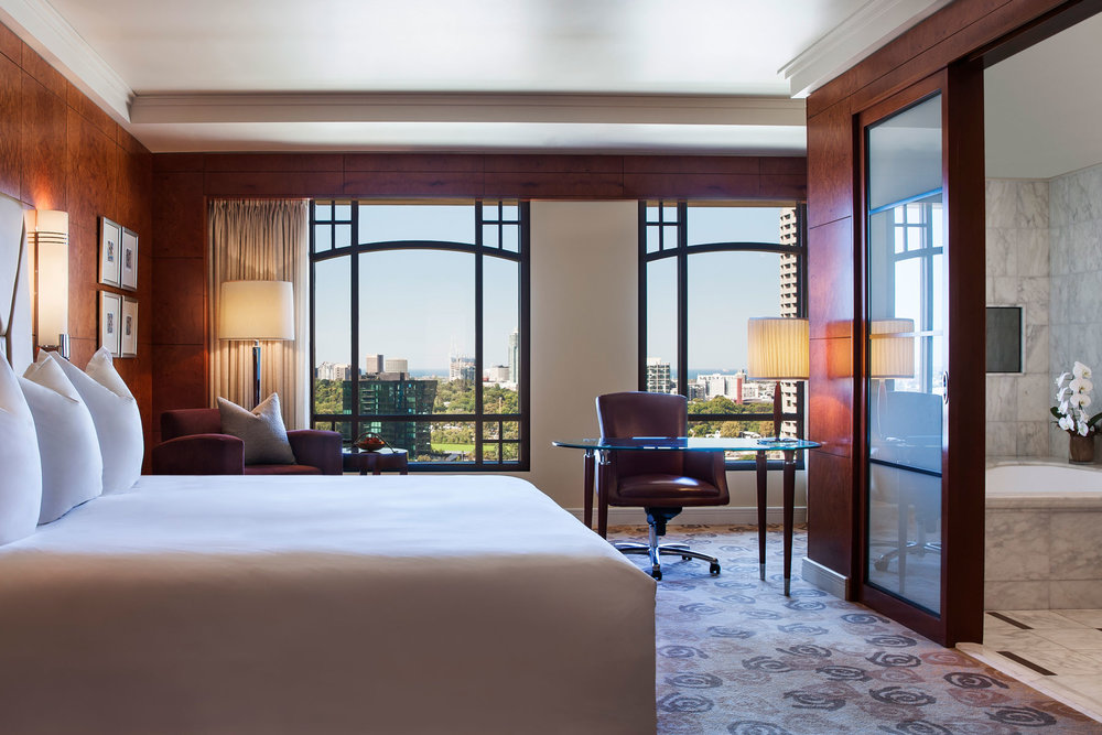 Park Hyatt Melbourne - It may be due for some room renovations, but this classic hotel easily provides some of the best service in town. Expect a flawless stay on the eastern edge of the CBD.1 Parliament Place, East Melbourne