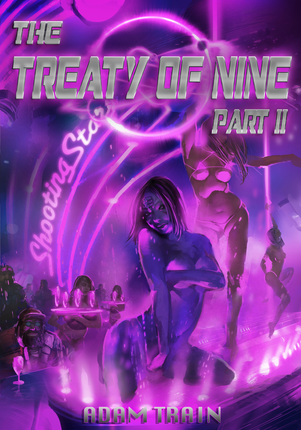 PART II This sprawling space tale continues with Part II. Ten years after the war, a growing threat to the treaty opens old battle wounds and drags an unsuspecting bunch into the struggle for peace.