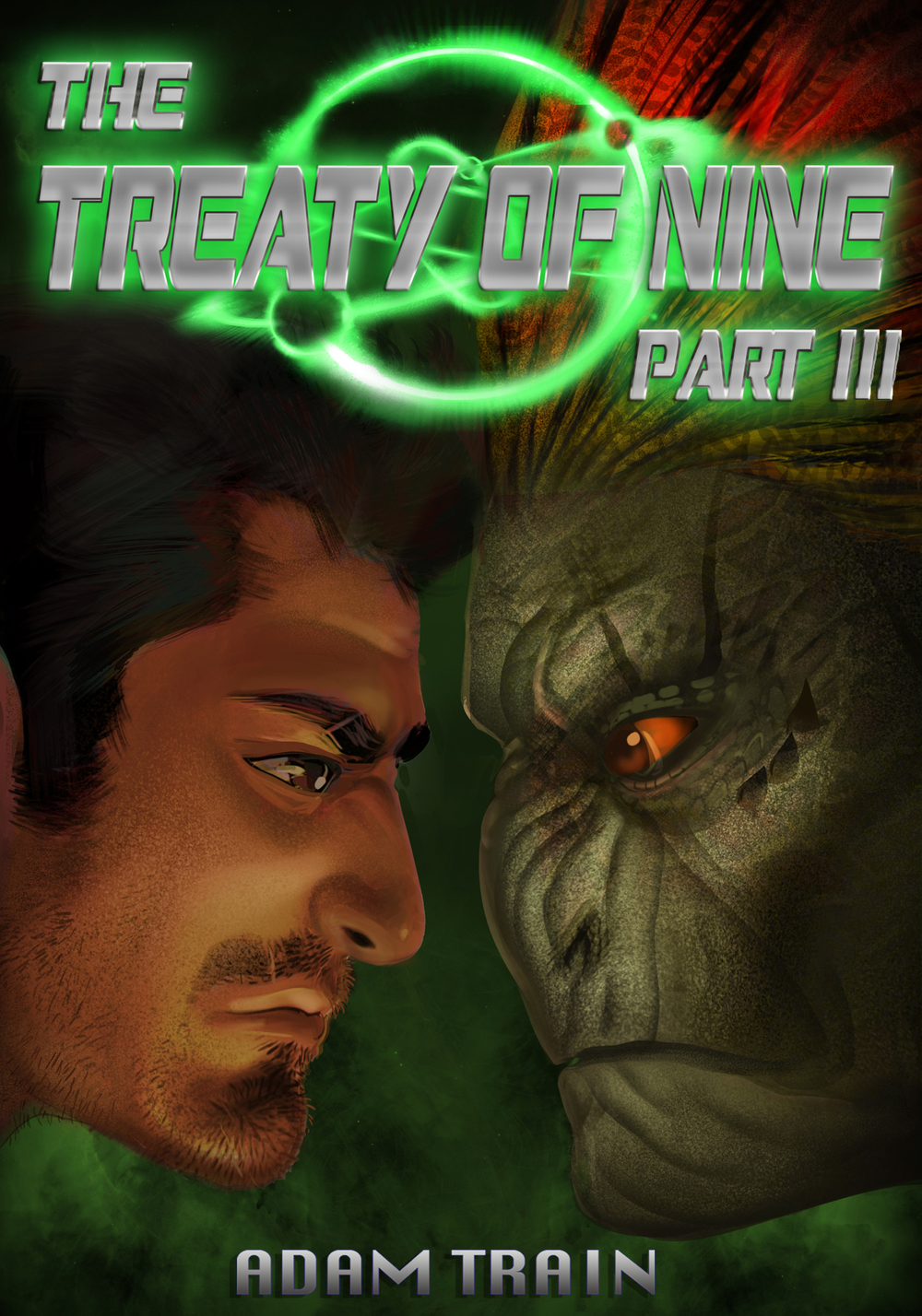 PART III This sprawling space tale continues with Part III. Ten years after the war, a growing threat to the treaty opens old battle wounds and drags an unsuspecting bunch into the struggle for peace.