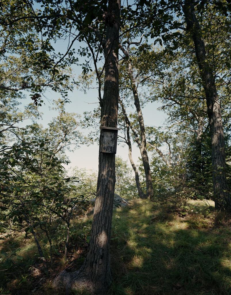 Box for a trail register, 2012.jpg