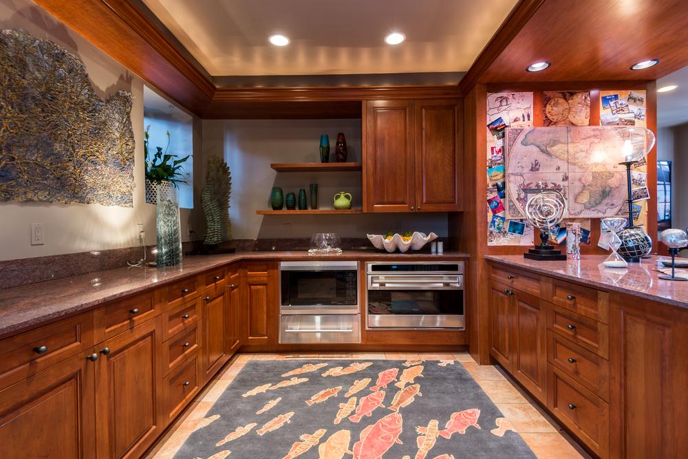 ShowHouse Santa Fe 2014 - Kitchen Interiors by Edy Keeler, Photo by Lou Novick