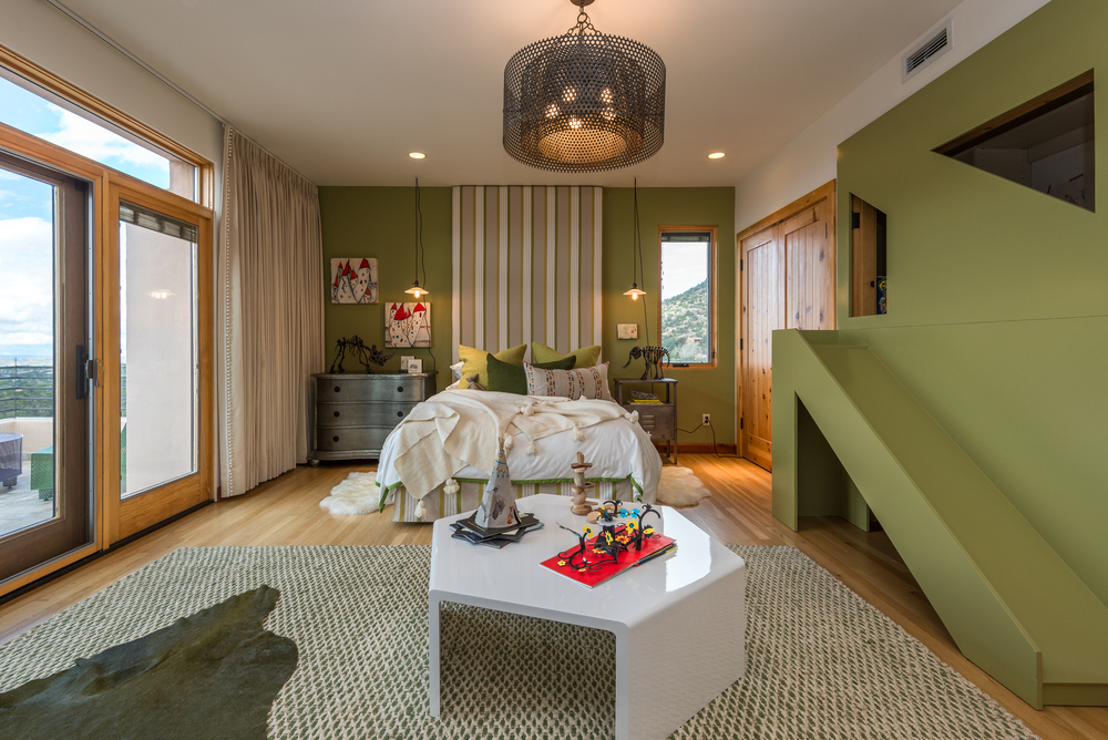 ShowHouse Santa Fe 2014 - Children's Room Interiors by Heather & Matt French, Photo by Lou Novick