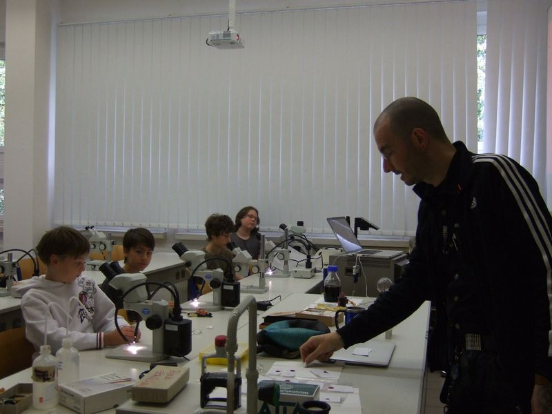 Forensic Workshop Zittau Okt. 2012