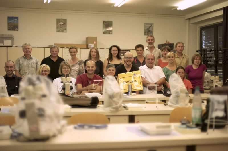 Cottbus University Summer Forensic Training Sep. 2012