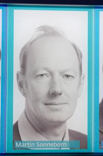MARTIN SONNEBORN, MITGLIED DES EUROPÄISCHEN PARLAMENTES