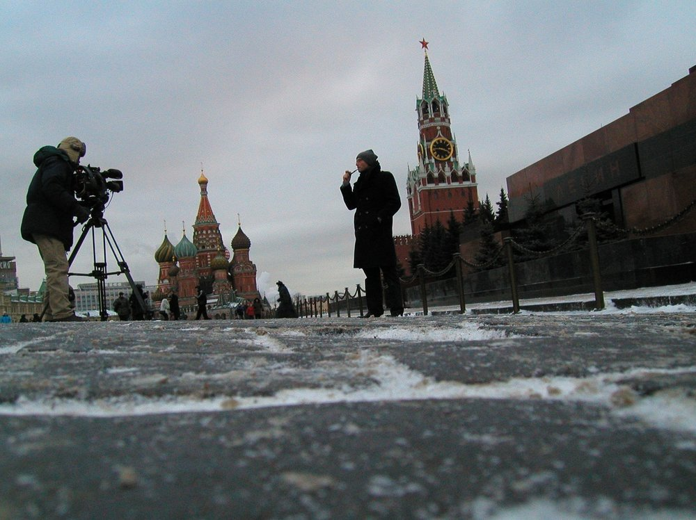 mark_benecke_adolf_hitler_on_red_square_in_front_of_lenin_mausoleum_with_cameraman_dave_goulding_moscow.jpeg