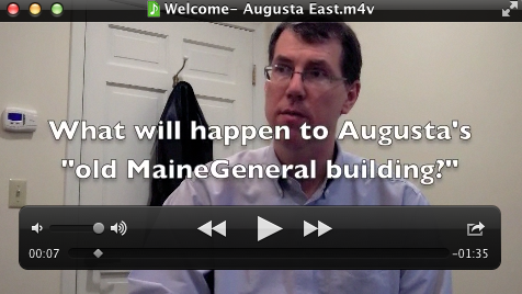 "MaineGeneral's ""old hospital building"" is an extremely complex redevelopment project. In this video, developer Kevin Mattson has an important message for nearby residents."