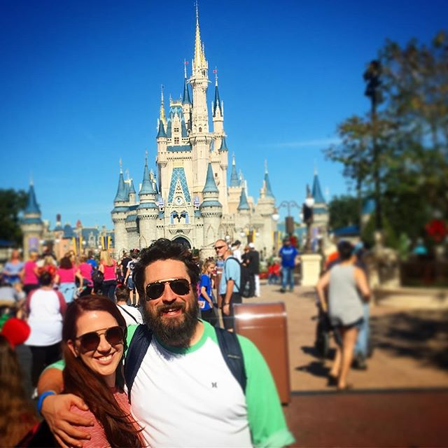 Taking over Disney with @jlando82 and fam!