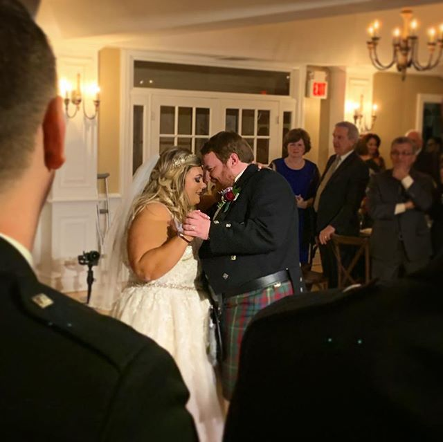 This weekend my amazing friend from college married my equally amazing friend from childhood. I couldn't have been happier to spend this weekend celebrating the two of them. Congrats! #seanandkategethitched