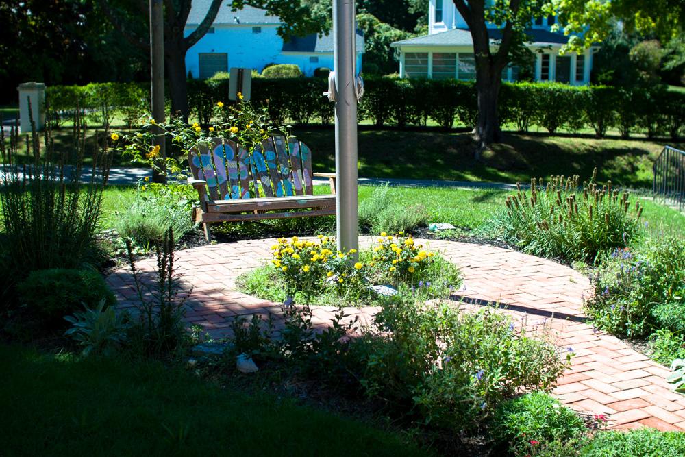 Our Centennial Garden