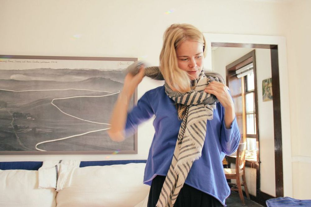 waiting for saturday : julia nason yaser shaw scarf