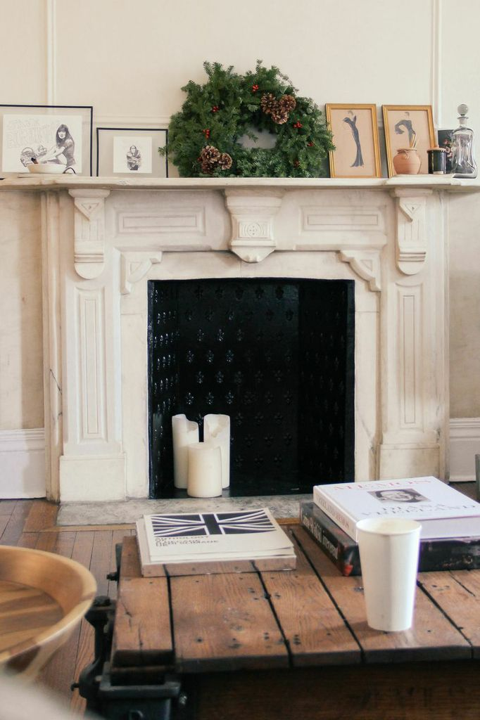 waiting for saturday : emily barnes mantel