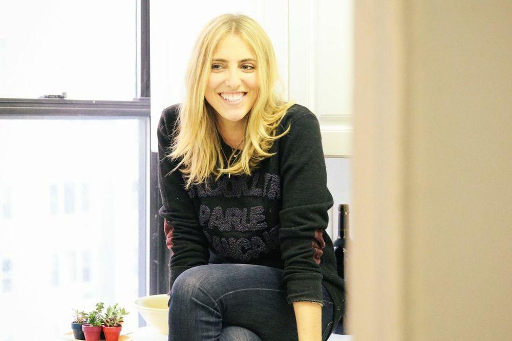 waiting for saturday : jenna gottlieb lucky magazine